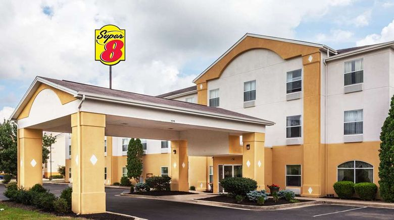 """Super 8 La Grange KY Exterior. Images powered by <a href=""""http://web.iceportal.com"""" target=""""_blank"""" rel=""""noopener"""">Ice Portal</a>."""