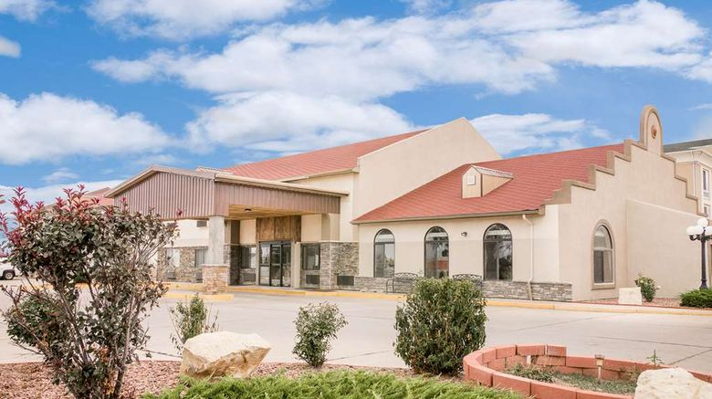 """Days Inn Lamar Exterior. Images powered by <a href=""""http://web.iceportal.com"""" target=""""_blank"""" rel=""""noopener"""">Ice Portal</a>."""