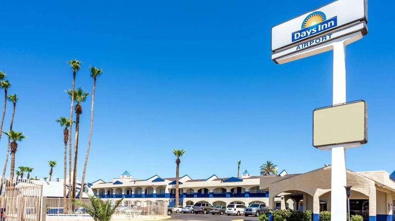 """Days Inn by Wyndham, Airport - Phoenix Exterior. Images powered by <a href=""""http://web.iceportal.com"""" target=""""_blank"""" rel=""""noopener"""">Ice Portal</a>."""
