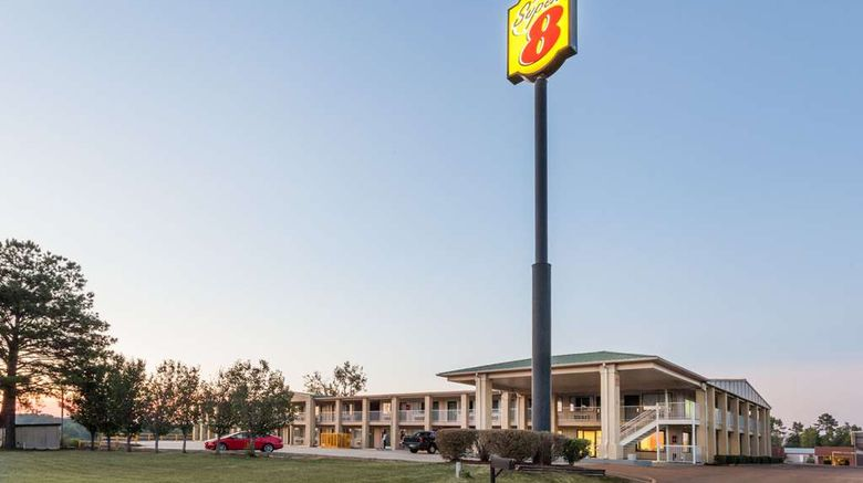 """Super 8 Brookhaven Exterior. Images powered by <a href=""""http://web.iceportal.com"""" target=""""_blank"""" rel=""""noopener"""">Ice Portal</a>."""