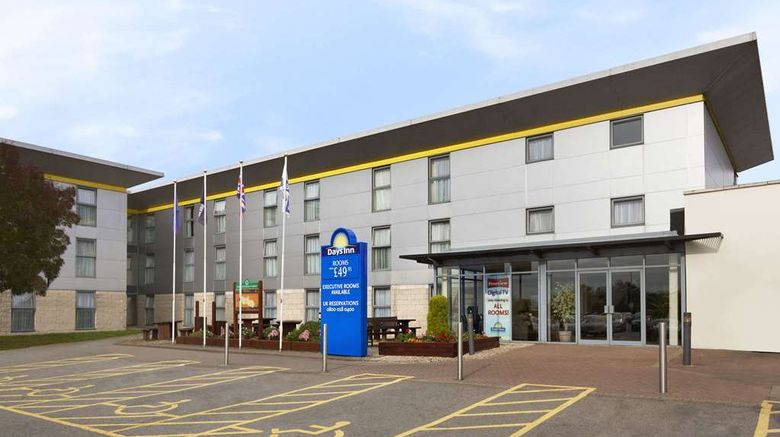 """Days Inn Leicester Forest East Exterior. Images powered by <a href=""""http://web.iceportal.com"""" target=""""_blank"""" rel=""""noopener"""">Ice Portal</a>."""