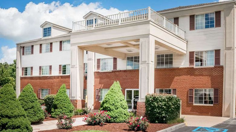 """Days Inn Norton Exterior. Images powered by <a href=""""http://web.iceportal.com"""" target=""""_blank"""" rel=""""noopener"""">Ice Portal</a>."""