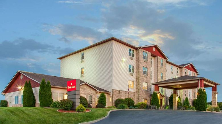"""Ramada Sparta/At Speedway Exterior. Images powered by <a href=""""http://web.iceportal.com"""" target=""""_blank"""" rel=""""noopener"""">Ice Portal</a>."""