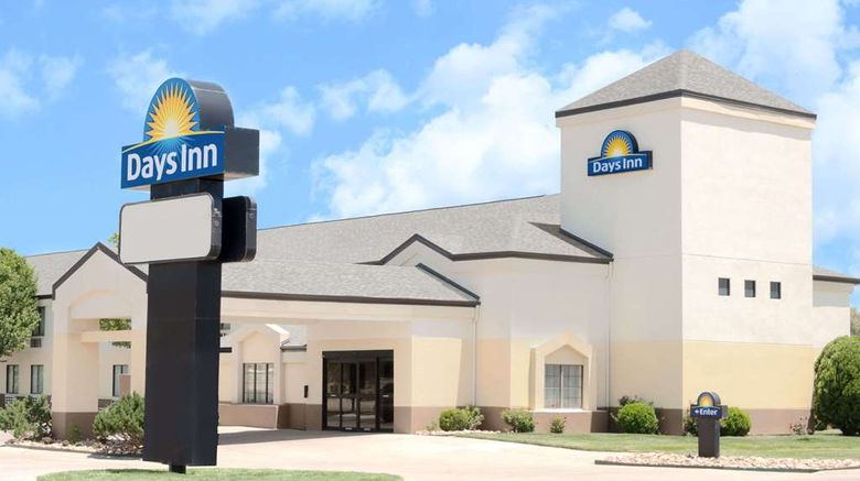 """Days Inn Liberal KS Exterior. Images powered by <a href=""""http://web.iceportal.com"""" target=""""_blank"""" rel=""""noopener"""">Ice Portal</a>."""