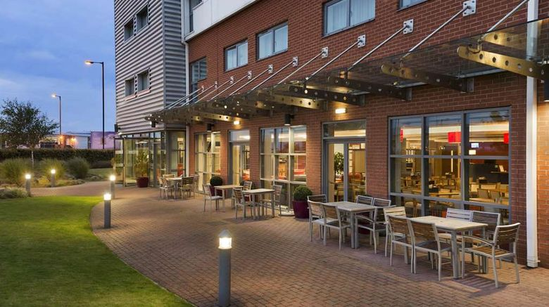"""Ramada Encore Doncaster Airport Exterior. Images powered by <a href=""""http://web.iceportal.com"""" target=""""_blank"""" rel=""""noopener"""">Ice Portal</a>."""