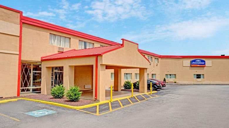 """Howard Johnson Pikesville Exterior. Images powered by <a href=""""http://web.iceportal.com"""" target=""""_blank"""" rel=""""noopener"""">Ice Portal</a>."""