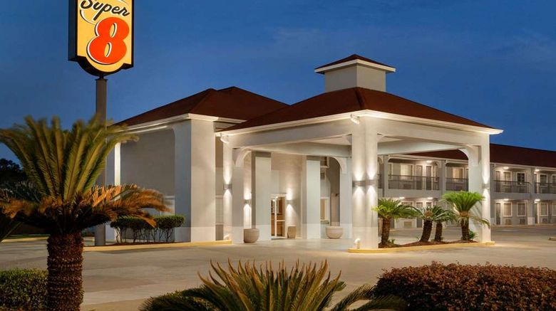 """Super 8 Lake Charles Northeast Exterior. Images powered by <a href=""""http://web.iceportal.com"""" target=""""_blank"""" rel=""""noopener"""">Ice Portal</a>."""