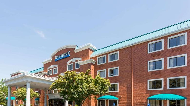 """Baymont Inn  and  Suites Nashville Exterior. Images powered by <a href=""""http://web.iceportal.com"""" target=""""_blank"""" rel=""""noopener"""">Ice Portal</a>."""