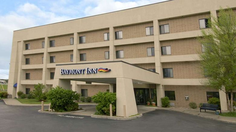 """Baymont Inn  and  Suites Corbin Exterior. Images powered by <a href=""""http://web.iceportal.com"""" target=""""_blank"""" rel=""""noopener"""">Ice Portal</a>."""