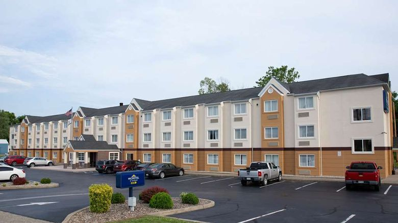 """Microtel Inn  and  Suites by Wyndham Charles Exterior. Images powered by <a href=""""http://web.iceportal.com"""" target=""""_blank"""" rel=""""noopener"""">Ice Portal</a>."""