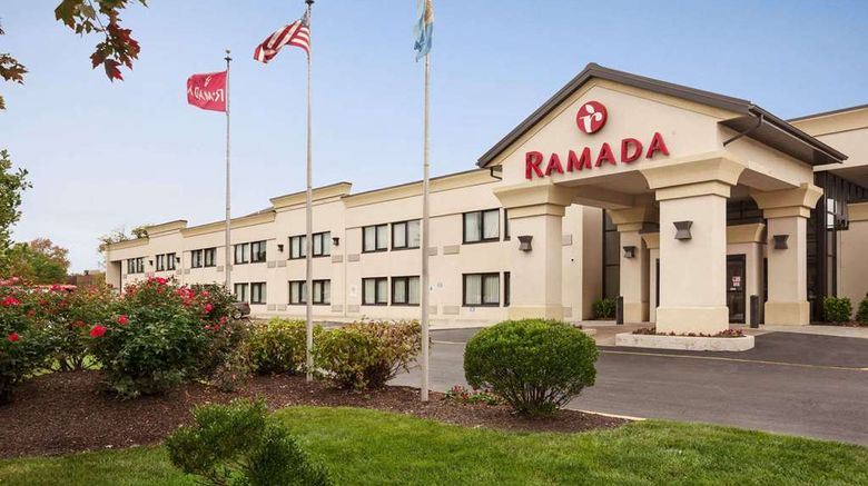 """Ramada Newark/Wilmington Exterior. Images powered by <a href=""""http://web.iceportal.com"""" target=""""_blank"""" rel=""""noopener"""">Ice Portal</a>."""
