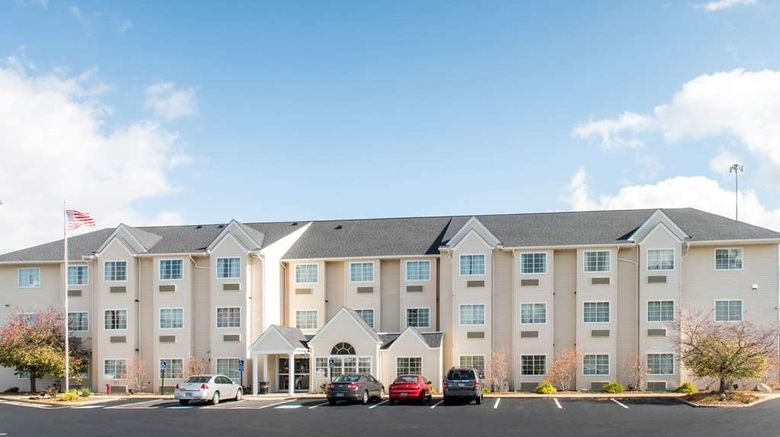 """Microtel Inn  and  Suites North Canton Exterior. Images powered by <a href=""""http://web.iceportal.com"""" target=""""_blank"""" rel=""""noopener"""">Ice Portal</a>."""