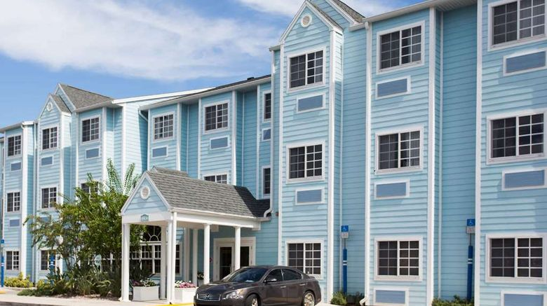 """Microtel Inn  and  Suites Port Charlotte Exterior. Images powered by <a href=""""http://web.iceportal.com"""" target=""""_blank"""" rel=""""noopener"""">Ice Portal</a>."""