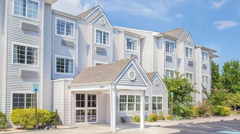 """Microtel Inn  and  Suites Salisbury Exterior. Images powered by <a href=""""http://web.iceportal.com"""" target=""""_blank"""" rel=""""noopener"""">Ice Portal</a>."""