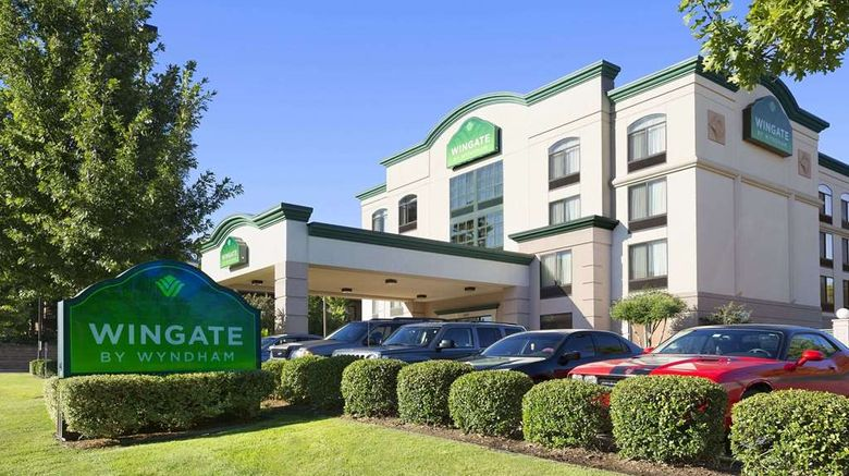 """Wingate by Wyndham Little Rock Exterior. Images powered by <a href=""""http://web.iceportal.com"""" target=""""_blank"""" rel=""""noopener"""">Ice Portal</a>."""