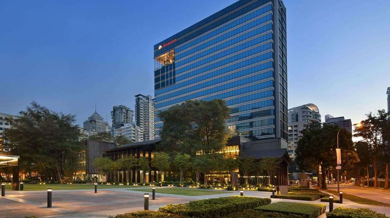 """Ramada Singapore at Zhongshan Park Exterior. Images powered by <a href=""""http://web.iceportal.com"""" target=""""_blank"""" rel=""""noopener"""">Ice Portal</a>."""