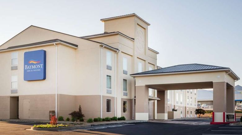 """Baymont Inn  and  Suites Georgetown Exterior. Images powered by <a href=""""http://web.iceportal.com"""" target=""""_blank"""" rel=""""noopener"""">Ice Portal</a>."""
