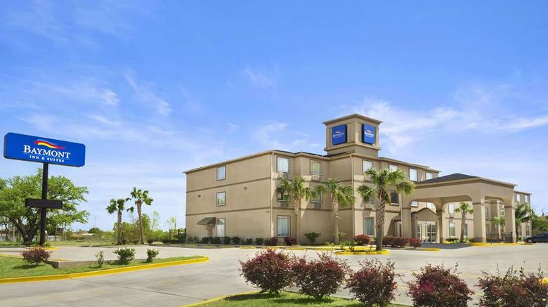 """Baymont Inn  and  Suites Marrero Exterior. Images powered by <a href=""""http://web.iceportal.com"""" target=""""_blank"""" rel=""""noopener"""">Ice Portal</a>."""