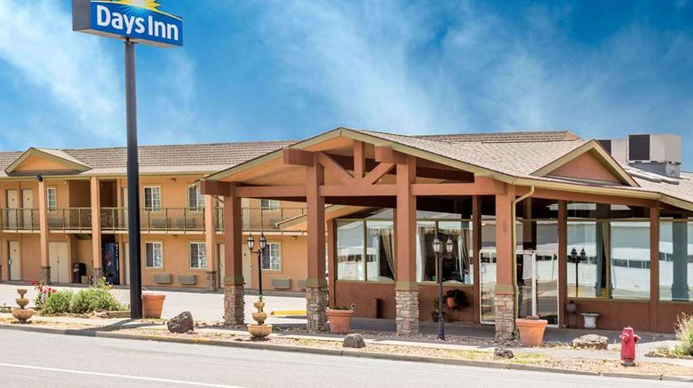 """Days Inn by Wyndham Exterior. Images powered by <a href=""""http://web.iceportal.com"""" target=""""_blank"""" rel=""""noopener"""">Ice Portal</a>."""
