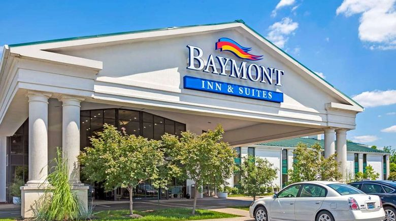 """Baymont Inn/Suites Louisville Arpt South Exterior. Images powered by <a href=""""http://web.iceportal.com"""" target=""""_blank"""" rel=""""noopener"""">Ice Portal</a>."""