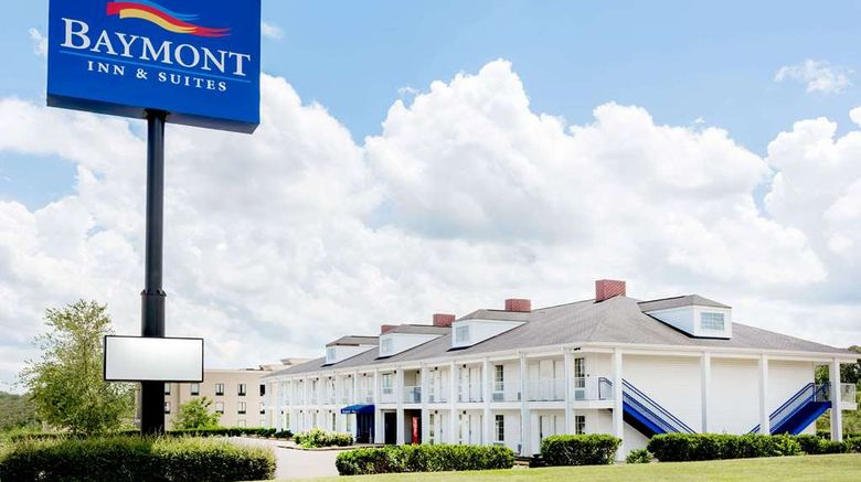 """Baymont Inn  and  Suites Grenada Exterior. Images powered by <a href=""""http://web.iceportal.com"""" target=""""_blank"""" rel=""""noopener"""">Ice Portal</a>."""