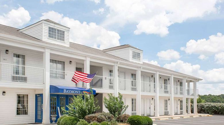 """Baymont Inn  and  Suites Meridian Exterior. Images powered by <a href=""""http://web.iceportal.com"""" target=""""_blank"""" rel=""""noopener"""">Ice Portal</a>."""