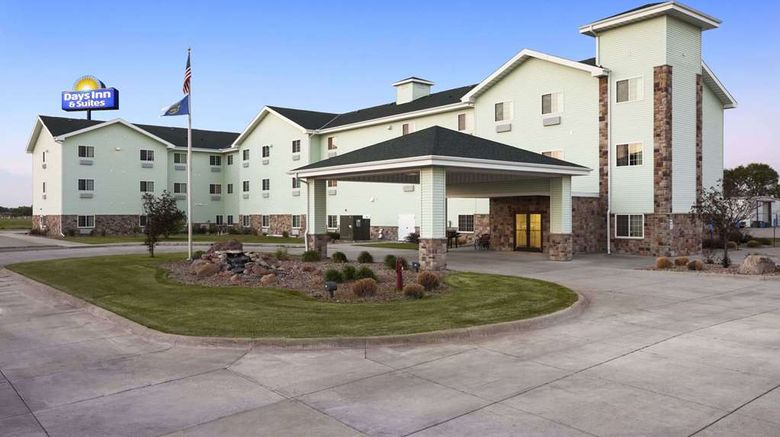 """Days Inn  and  Suites Columbus East Exterior. Images powered by <a href=""""http://web.iceportal.com"""" target=""""_blank"""" rel=""""noopener"""">Ice Portal</a>."""