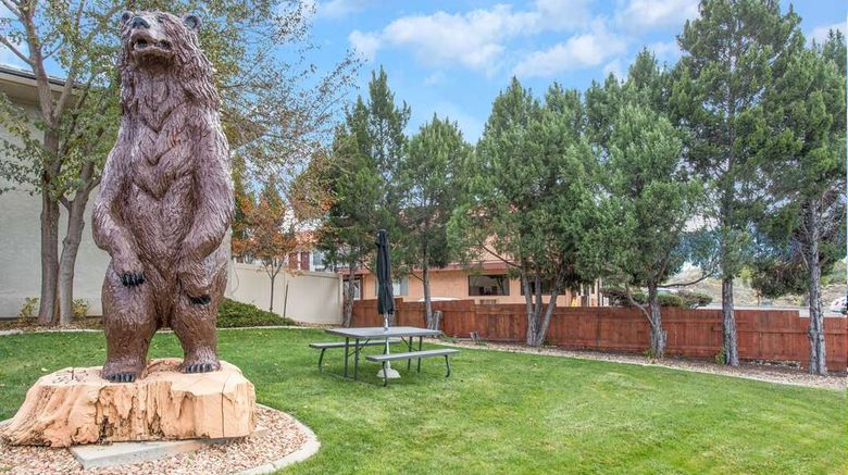 """Days Inn by Wyndham, Grand Junction Exterior. Images powered by <a href=""""http://web.iceportal.com"""" target=""""_blank"""" rel=""""noopener"""">Ice Portal</a>."""