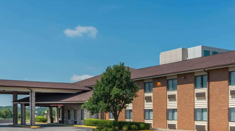 """Baymont Inn  and  Suites Metropolis Exterior. Images powered by <a href=""""http://web.iceportal.com"""" target=""""_blank"""" rel=""""noopener"""">Ice Portal</a>."""