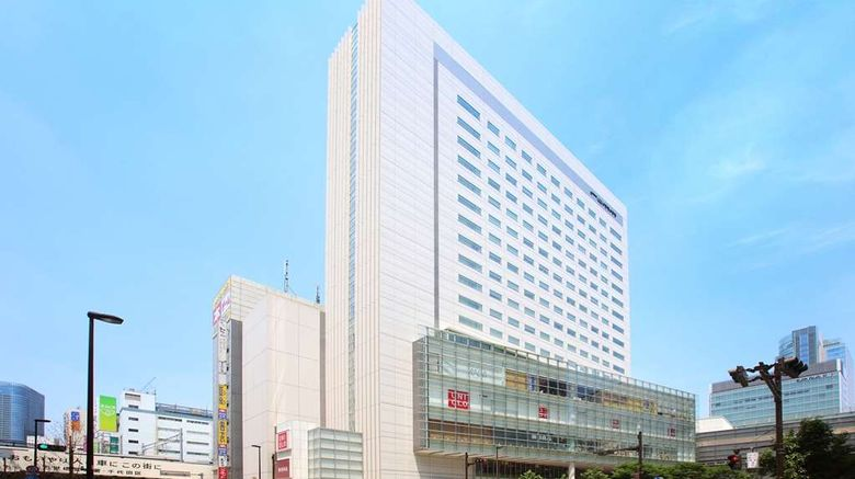 """remm Akihabara Exterior. Images powered by <a href=""""http://web.iceportal.com"""" target=""""_blank"""" rel=""""noopener"""">Ice Portal</a>."""