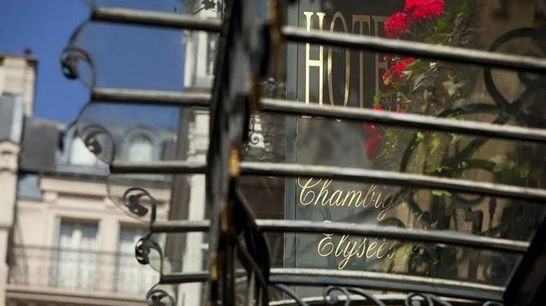 """Hotel Chambiges Elysees Exterior. Images powered by <a href=""""http://web.iceportal.com"""" target=""""_blank"""" rel=""""noopener"""">Ice Portal</a>."""