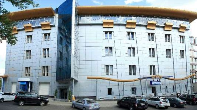 """Tsunami Spa Hotel Exterior. Images powered by <a href=""""http://web.iceportal.com"""" target=""""_blank"""" rel=""""noopener"""">Ice Portal</a>."""