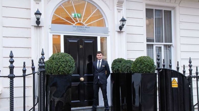 """The Marble Arch by Montcalm Exterior. Images powered by <a href=""""http://web.iceportal.com"""" target=""""_blank"""" rel=""""noopener"""">Ice Portal</a>."""