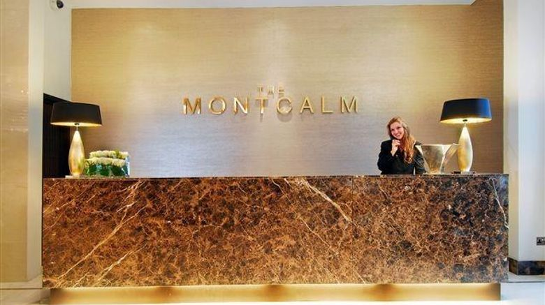 """The Montcalm London Marble Arch Lobby. Images powered by <a href=""""http://web.iceportal.com"""" target=""""_blank"""" rel=""""noopener"""">Ice Portal</a>."""