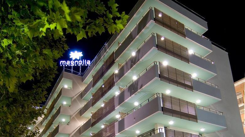 """Sercotel Magnolia Hotel Exterior. Images powered by <a href=""""http://web.iceportal.com"""" target=""""_blank"""" rel=""""noopener"""">Ice Portal</a>."""
