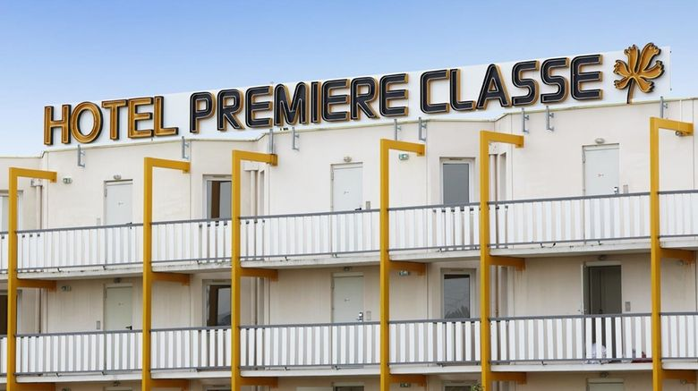 """Premiere Classe Avignon-Courtine Exterior. Images powered by <a href=""""http://web.iceportal.com"""" target=""""_blank"""" rel=""""noopener"""">Ice Portal</a>."""