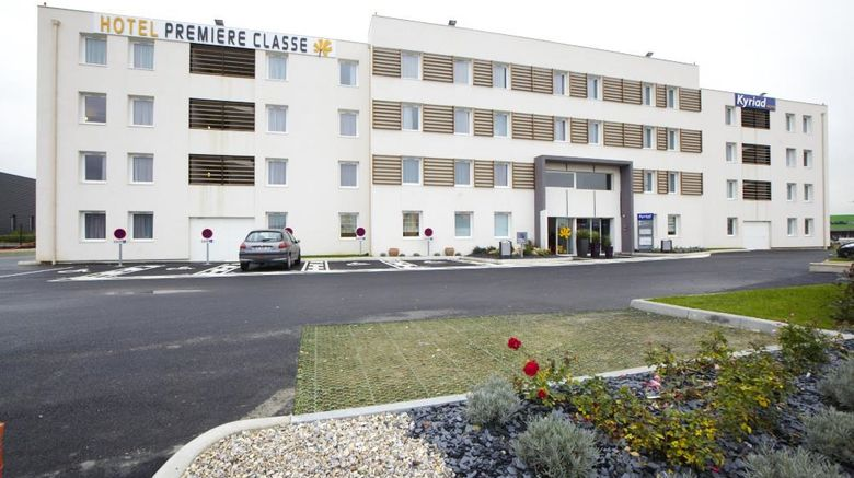 """Premiere Classe Paris Nord Gonesse Exterior. Images powered by <a href=""""http://web.iceportal.com"""" target=""""_blank"""" rel=""""noopener"""">Ice Portal</a>."""