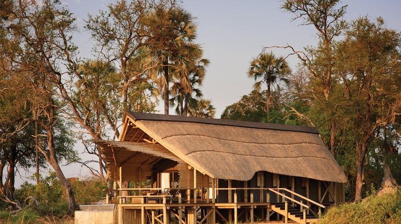 """Belmond Safaris Exterior. Images powered by <a href=""""http://web.iceportal.com"""" target=""""_blank"""" rel=""""noopener"""">Ice Portal</a>."""