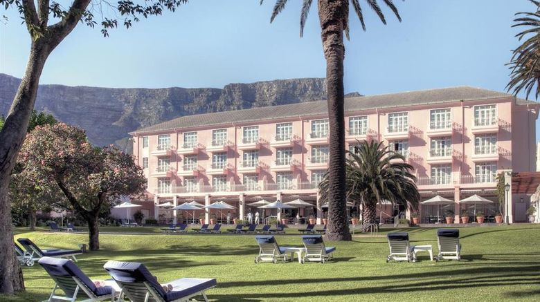 """Belmond Mount Nelson Hotel Exterior. Images powered by <a href=""""http://web.iceportal.com"""" target=""""_blank"""" rel=""""noopener"""">Ice Portal</a>."""