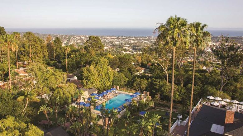 """Belmond El Encanto Exterior. Images powered by <a href=""""http://web.iceportal.com"""" target=""""_blank"""" rel=""""noopener"""">Ice Portal</a>."""