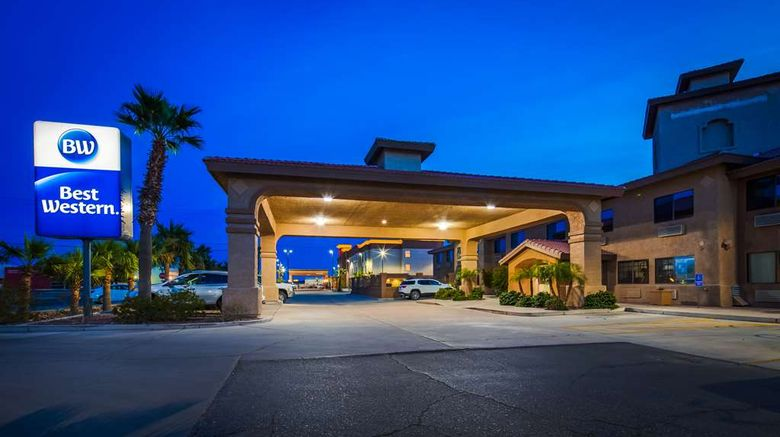"""Best Western Parker Inn Exterior. Images powered by <a href=""""http://web.iceportal.com"""" target=""""_blank"""" rel=""""noopener"""">Ice Portal</a>."""