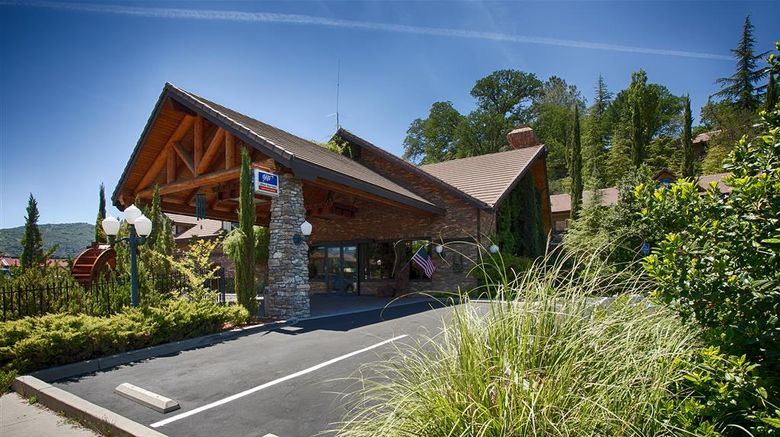 """Best Western Plus Yosemite Gateway Inn Exterior. Images powered by <a href=""""http://web.iceportal.com"""" target=""""_blank"""" rel=""""noopener"""">Ice Portal</a>."""