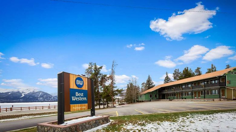 """Best Western Ptarmigan Lodge Exterior. Images powered by <a href=""""http://web.iceportal.com"""" target=""""_blank"""" rel=""""noopener"""">Ice Portal</a>."""