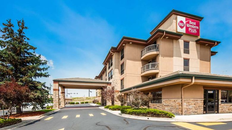 """Best Western Plus Castle Rock Exterior. Images powered by <a href=""""http://web.iceportal.com"""" target=""""_blank"""" rel=""""noopener"""">Ice Portal</a>."""