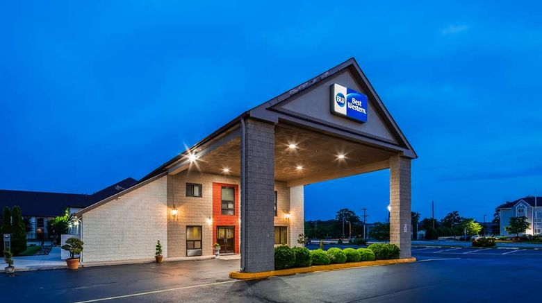 """Best Western Galaxy Inn Exterior. Images powered by <a href=""""http://web.iceportal.com"""" target=""""_blank"""" rel=""""noopener"""">Ice Portal</a>."""