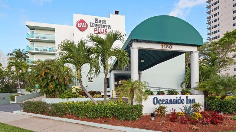 """Best Western Plus Oceanside Inn Exterior. Images powered by <a href=""""http://web.iceportal.com"""" target=""""_blank"""" rel=""""noopener"""">Ice Portal</a>."""