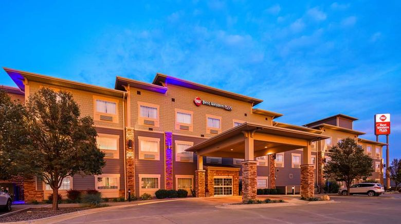 """Best Western Plus Butterfield Inn Exterior. Images powered by <a href=""""http://web.iceportal.com"""" target=""""_blank"""" rel=""""noopener"""">Ice Portal</a>."""