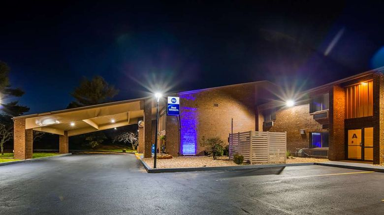 """Best Western Shelbyville Lodge Exterior. Images powered by <a href=""""http://web.iceportal.com"""" target=""""_blank"""" rel=""""noopener"""">Ice Portal</a>."""