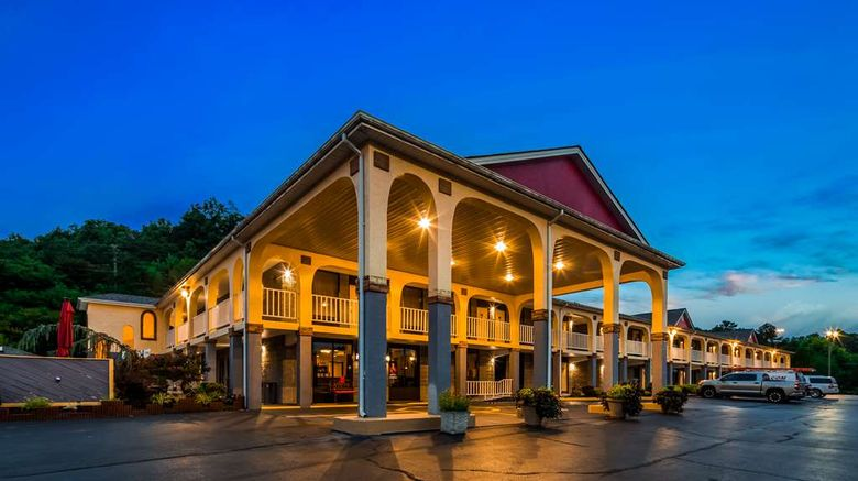 """Best Western Corbin Inn Exterior. Images powered by <a href=""""http://web.iceportal.com"""" target=""""_blank"""" rel=""""noopener"""">Ice Portal</a>."""