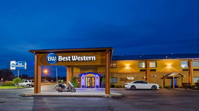 """Best Western Paducah Inn Exterior. Images powered by <a href=""""http://web.iceportal.com"""" target=""""_blank"""" rel=""""noopener"""">Ice Portal</a>."""